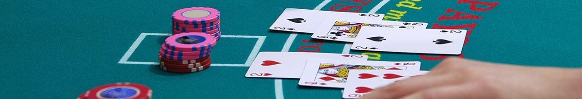 Korttelling i blackjack