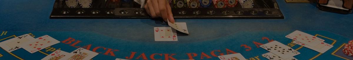 LIVE blackjack i nettkasinoer